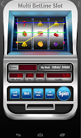 Screenshot of Slot Machine - Multi BetLine