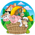 Peekaboo Farm Barn APK for Bluestacks