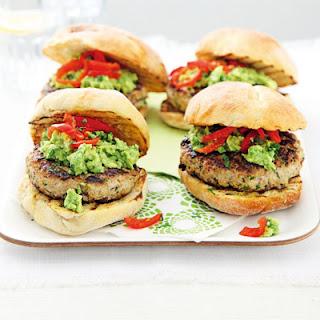 Guacamole Turkey Burger Recipes