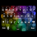 Rainbow Circles Keyboard Skin icon