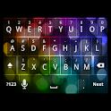 Rainbow Circles Keyboard Skin