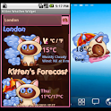 Kitten  Weather Widget icon