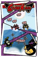 Screenshot of Spider Ninja - Free Game