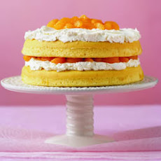 Simply Citrus Cream Cake