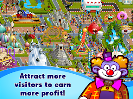 Screenshot of Rollercoaster Mania