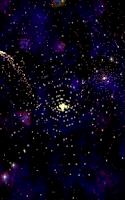 Screenshot of Cosmic Journey LiveWP Premium