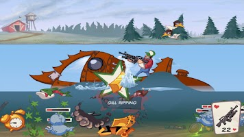 Screenshot of Super Dynamite Fishing Premium