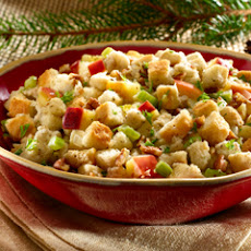 Apple-pecan Holiday Stuffing