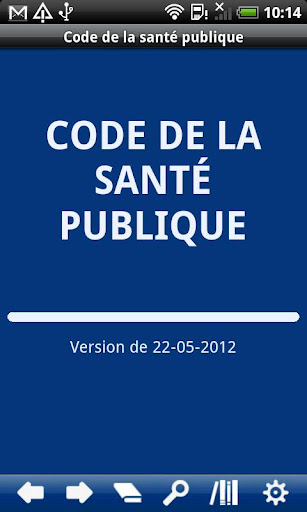 French Code of Public Health