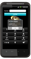 Screenshot of Privus Caller ID Subscription