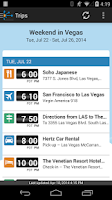 Screenshot of TripIt Travel Organizer – Free