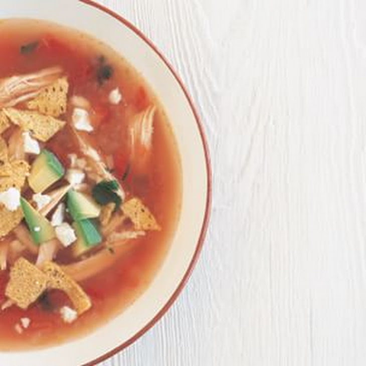 Baby Lima Soup With Chipotle Broth Recipes — Dishmaps