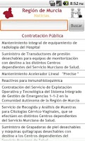 Screenshot of Noticias Región de Murcia Free