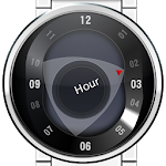 Rotary watch - Wear Watch Face APK Image