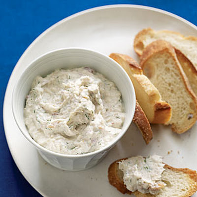 Creamy Smoked Trout Spread