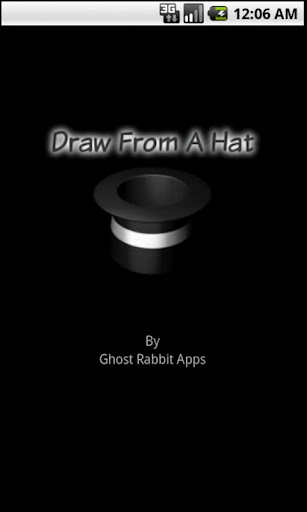 Draw From A Hat