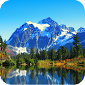 Mountain Lake Live Wallpaper icon