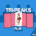 Tri-Peaks Blue I APK Version 1.0