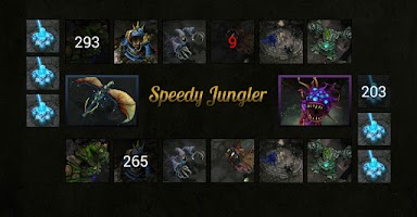 Screenshot of LoL Speedy Jungler