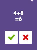 Screenshot of Math Freak