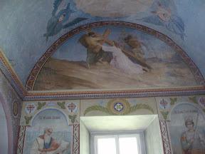 Manastirea Hirjauca : interior