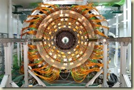 Large Hadron Collider CMS Tracker Outer Barrel wallpaper