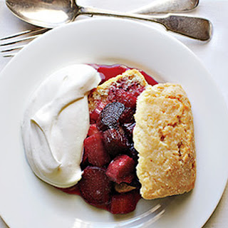 Rhubarb Shortcake Recipes