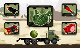 Screenshot of Bomb Transport
