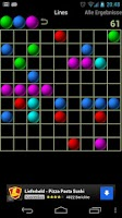 Screenshot of Lines game