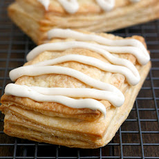 Homemade Apple Cinnamon Toaster Strudels