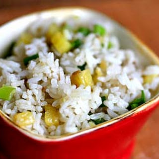 White Pineapple Rice Recipes