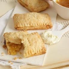 Orange Marmalade-Mascarpone Pop-Tarts