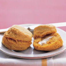 Sweet-Potato Biscuits