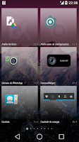 Screenshot of Camera Widget