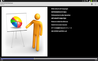 Screenshot of Remote for PowerPoint Keynote