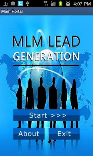 Lead Generation 4 MLM Business