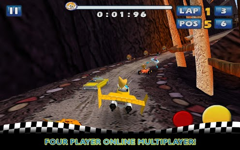 Sonic & SEGA All-Stars Racing™ Screenshot