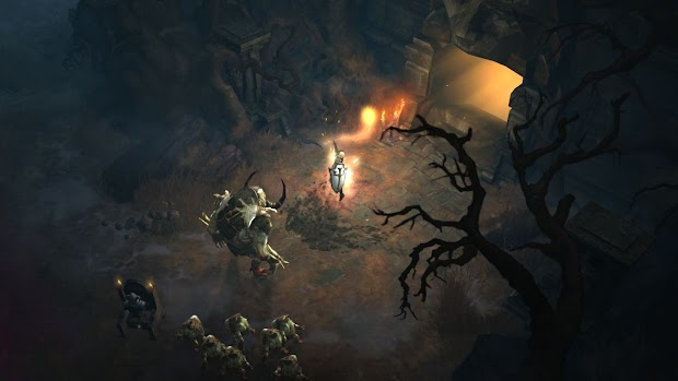 PS3 characters will be importable to the PS4 in Diablo III