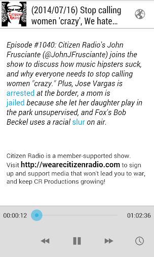 Citizen Radio APK