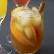 Winter Pimm's punch