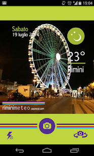 Rimini Meteo - screenshot