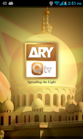 Screenshot of ARY QTV