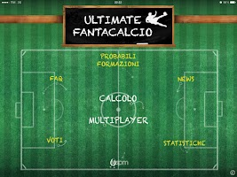 Screenshot of Ultimate Fantacalcio