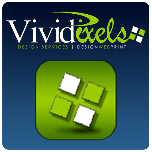 Vivid Pixels Design Services 商業 App LOGO-APP試玩