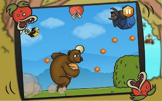 Screenshot of Bee Avenger HD FREE