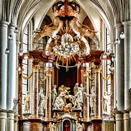 Cathedral by John Phielix - Buildings & Architecture Places of Worship ( interior, marble, church, cathedral, worship,  )