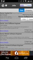 Screenshot of Job Hunter