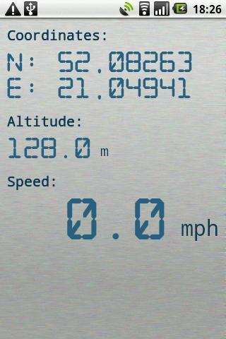 GPSアシスタント