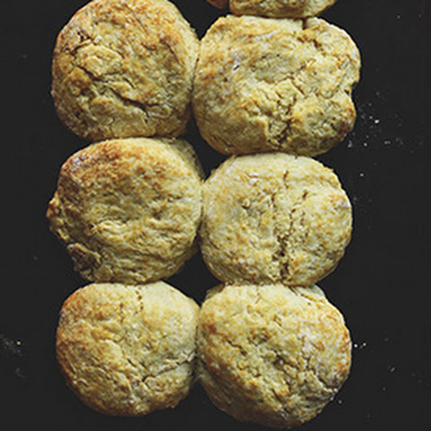 The Best Damn Vegan Biscuits
