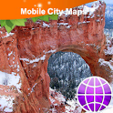 Bryce Canyon National Park Map icon